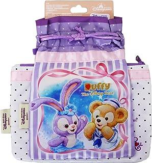 【ディズニー】 Disney ダッフィー ステラ・ルー ポーチ 巾着 2個セット おまけ付き 香港 HKDL 海外ディズニー限定