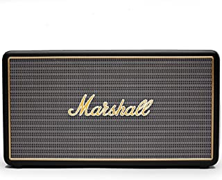 Marshall 馬歇爾 Stockwell Stereo 無線藍牙音響 音箱 黑色