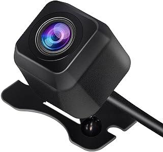 バックカメラ Artilee 車載用バックカメラ 夜でも見える 高画質 42万画素 高視野角170度 防水 防塵 広角レンズ 正像 鏡像 切り替え ガイドライン 超小型 角型