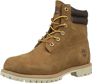 Timberland 添柏岚 女士 Waterville 6英寸/15.24cm 基本防水 踝靴