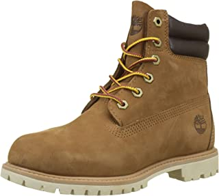 Timberland 添柏嵐 女士 Waterville 6英寸/15.24cm 基本防水 踝靴