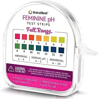 Best vaginal ph test strips Reviews