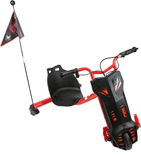 Drifting electric power scooter 3 wheel - Red