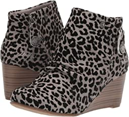 Grey Leopard Ojai PU