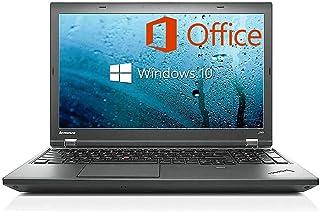 【新品SSD240】Microsoft Office 2016搭載】【Win 10搭載】Lenovo L540/第四世代Core i5-4200M 2.5GHz/メモリ:8GB/SSD:240GB/DVDマルチドライブ/10キー/bluetoo...