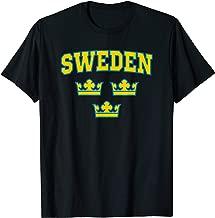 Tre Kronor - Sweden T-Shirt