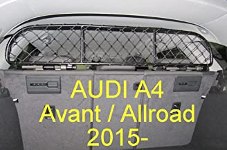 Dog Guard, Pet Barrier Net and Screen RDA65-XXS16 kau018us for AUDI A4 Avant & Allroad, car model produced since 2015, for Luggage and Pets