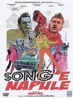 Song of Napoli Song 'e Napule  NON-USA FORMAT, PAL, Reg.0 Italy