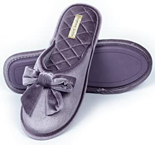 4c30ce518574 Caramella Bubble Women s Lightweight Terry Slip-On Cute House Slippers