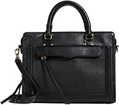 Rebecca Minkoff Women's Bree Top Zip Satchel