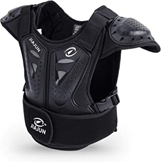 Seahouse Kids Dirt Chest Spine Protector Body Protective...