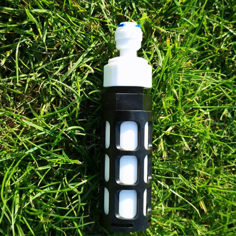 Sistema di raffreddamento a nebbia ugelli di nebulizzazione in ottone Sistema di raffreddamento esterno per trampolino per serra da giardino patio per parco acquatico tubo di nebulizzazione