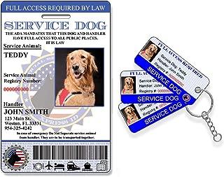 dog id card
