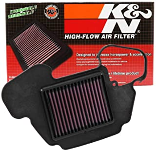 K&N Engine Air Filter: High Performance, Premium, Powersport Air Filter: Fits 2013-2019 HONDA (Grom 125, Grom 125 ABS, MSX...