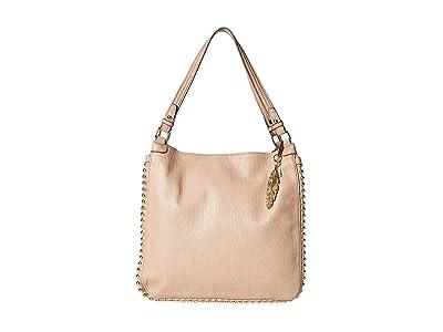 Jessica Simpson Camile Tote (Natural) Tote Handbags