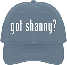 The Town Butler got Shanny? - A Nice Comfortable Adjustable Dad Hat Cap