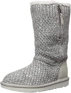 UGG Kids' Sequin Knit Boot