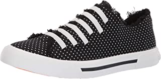 Women's Jokes Adot Cotton Sneaker