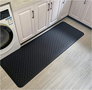 Massage Anti-Fatigue Comfort Kitchen Commercial Standing mat Rug for Floor/Laundry Room/Garage/Gym Exercise Ergonomically ...