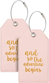 Best pink luggage tags Reviews
