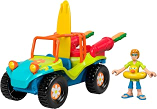 Fisher-Price Imaginext Scooby-Doo Shaggy's Dune Buggy - Figures, Multi Color