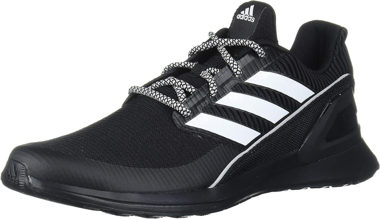 adidas Juniors' RapidaRun Slip-On Running Shoes