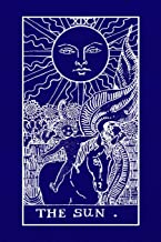 XIX The Sun: Tarot Card Journal, 6 x 9 Inch Matte Softcover Paperback Notebook With 120 Blank Lined Pages