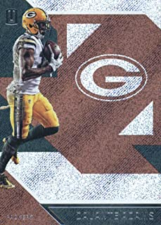 2016 Panini Unparalleled Football #74 Davante Adams Green Bay Packers Official NFL Trading Card