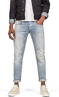 [ジースターロゥ] 3301 Slim Jeans スリム ジーンズ メンズ