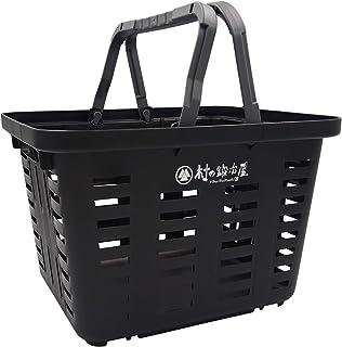 リングスター×村の鍛冶屋 スーパーバスケット SB-370BKMK 別注色黒