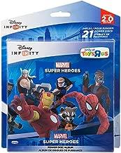 Disney Infinity Marvel Super Heroes Theme Album - Holds 21 Power Discs