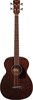 Ibanez PCBE12MHOPN 4-String Acoustic Bass Guitar