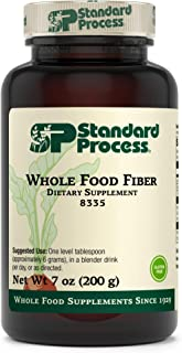 Sponsored Ad - Standard Process Whole Food Fiber - Bowel, Digestion and Digestive Health with Rice Bran, Organic Carrot, A...