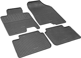 Passgenaue Gummimatten Gummifußmatten RIGUM geeignet für Kia Ceed II 2012 2017 + EXTRA Auto DUFT