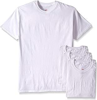 Classic White Crew Neck T-Shirt (7870W6) White, L