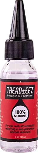 popular GSM Brands Treadmill Belt Lubricant - 100% Silicone outlet sale Acrylic Pouring Oil - wholesale Elliptical Exercise Machine Lube (1 oz Size) outlet sale