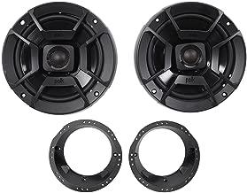 1998-2013 Harley Davidson FLHT FLHTC Polk Audio Factory Speaker Replacement Kit