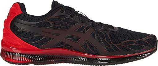Black/Classic Red