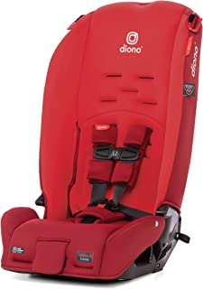 Diono 2020 Radian 3R, 3 in 1 Convertible, 10 Years 1 Car Seat, Slim Fit Design, Fits 3 Across, Red Cherry