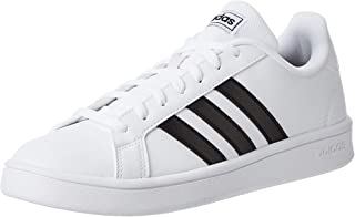 adidas Grand Court Base Women's Sneakers, White, 5.5 UK (38 2/3 EU)
