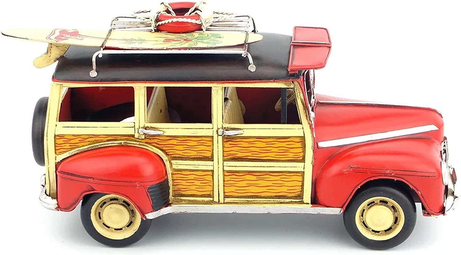 YHYGOO Antique Vintage Car Model Max 49% OFF Retro In stock Wrought Iron Hand