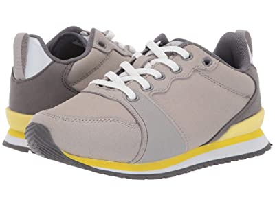 Native Kids Shoes Dartmouth (Little Kid) (Pigeon Grey/Shell White/Morning Yellow/Dublin Rubber) Boys Shoes