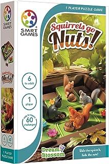 エスエムアールティゲームス(SMRT Games) パズルゲーム リス ゴー ナッツ SG425JP 正規品