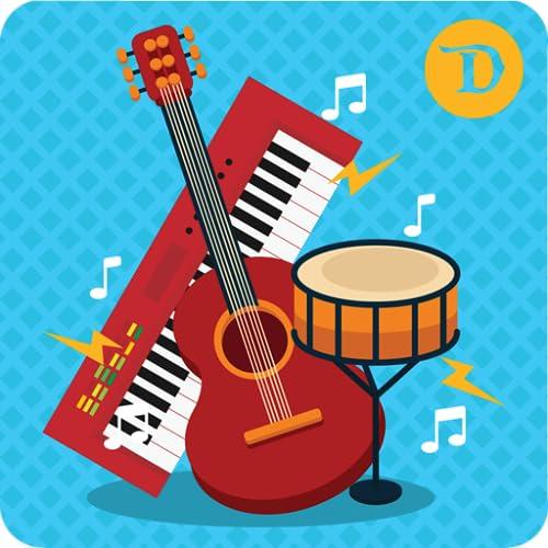 Kindergitarre: Spiel-Musik-Spiel