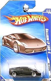 Hot Wheels 2010 All Stars Lamborghini LP 560-4 Matte Black