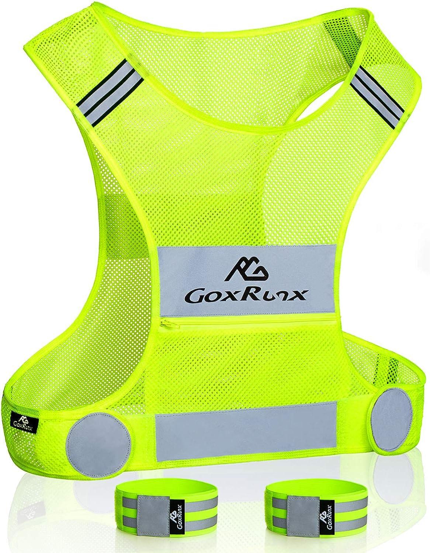 Manufacturer direct delivery Reflective Vest Running Gear Vests Lightweight Safety Fashionable