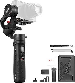 【ZHIYUN正規代理】-Zhiyun-Crane-M2-3軸手持ちジンバルスタビライザー 6つのモード 360°無制限回転 最大720gに対応 APP制御 OLED ロックデザイン ミラーレスカメラ スマートフォン アクションカメラに対応 日...