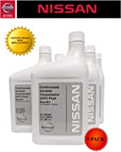 Genuine Nissan OEM CVT-2 Transmission Fluid 999MP-NS200P (5 Quarts)