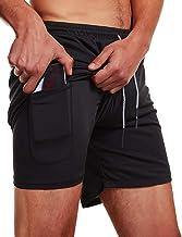 """شلوارهای کوتاه ورزش 7 """"تمرینات ورزشی یوگا سبک وزن بدن شلوار کوتاه"""