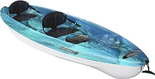 Pelican Tandem Recreationnal Kayak | River Gorge 130X Tandem